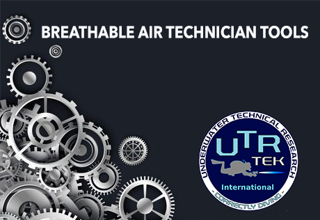 BREATHABLE AIR TECHNICIAN TOOLS