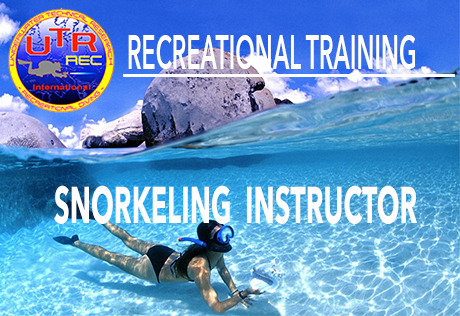 SNORKELING INSTRUCTOR COURSE