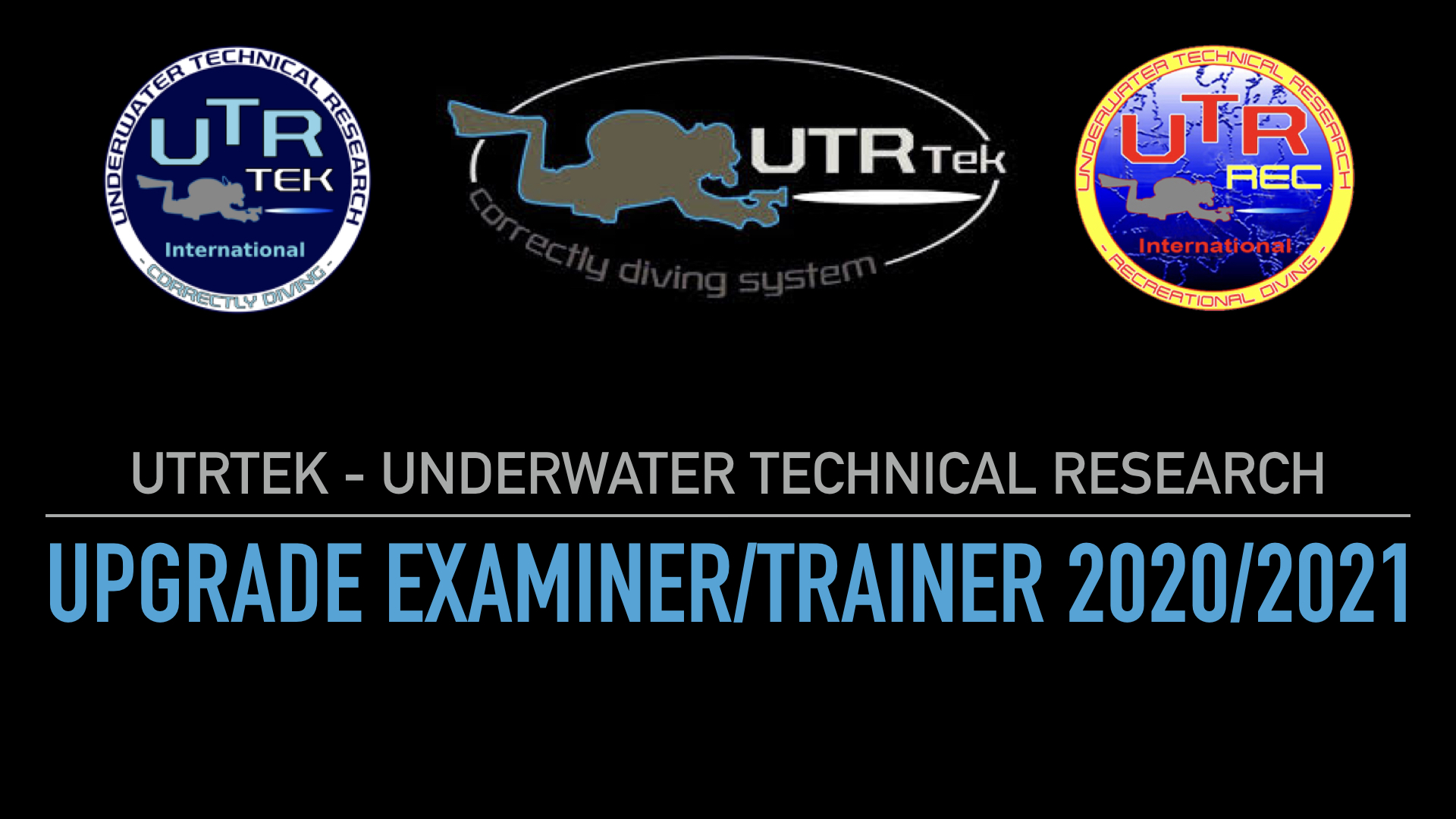 UPGRADE EXAMINER/TRAINER 2020/2021