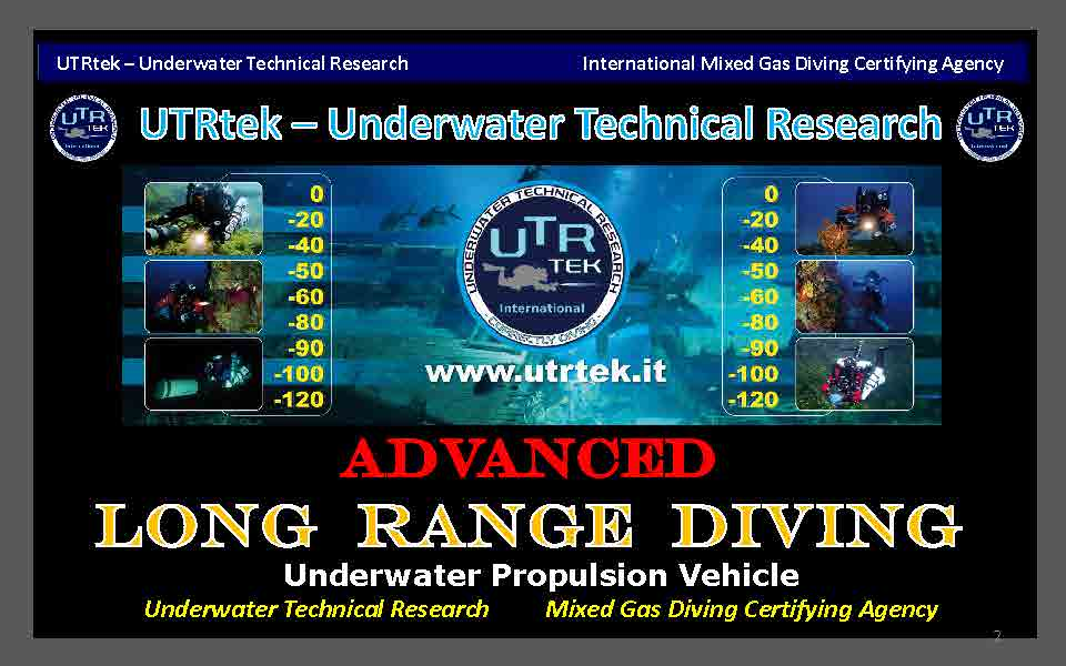 ADVANCED LONG RANGE DIVER