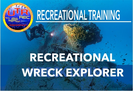 RECREATIONAL WRECK EXPLORER