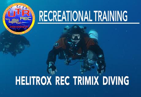 HELITROX REC TRIMIX DIVING