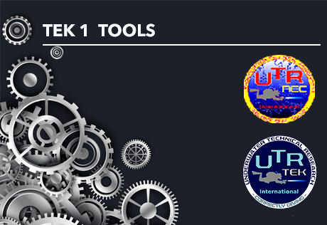 TEK 1 INSTRUCTOR TOOLS