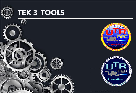TEK 3 INSTRUCTOR TOOLS