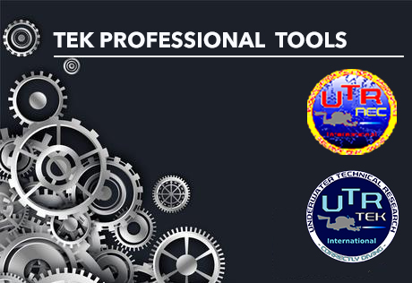 TEK PROFESSIONAL INSTRUCTOR TOOLS