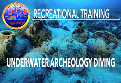 UNDERWATER ARCHEOLOGY DIVING