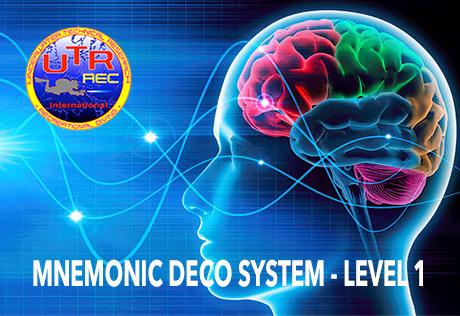 Mnemonic Decompression System - Modulo 1 Fuori Curva