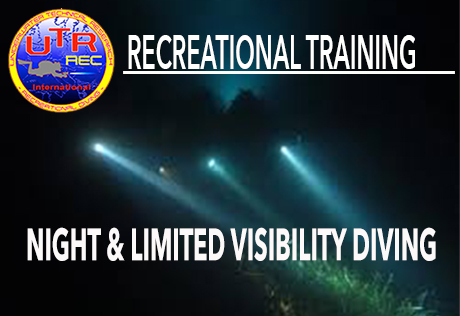 NIGHT & LIMITED VISIBILITY DIVING