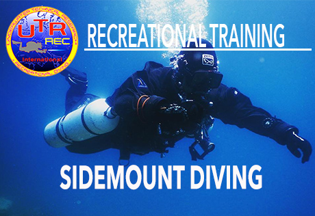 RECREATIONAL SIDEMOUNT DIVING